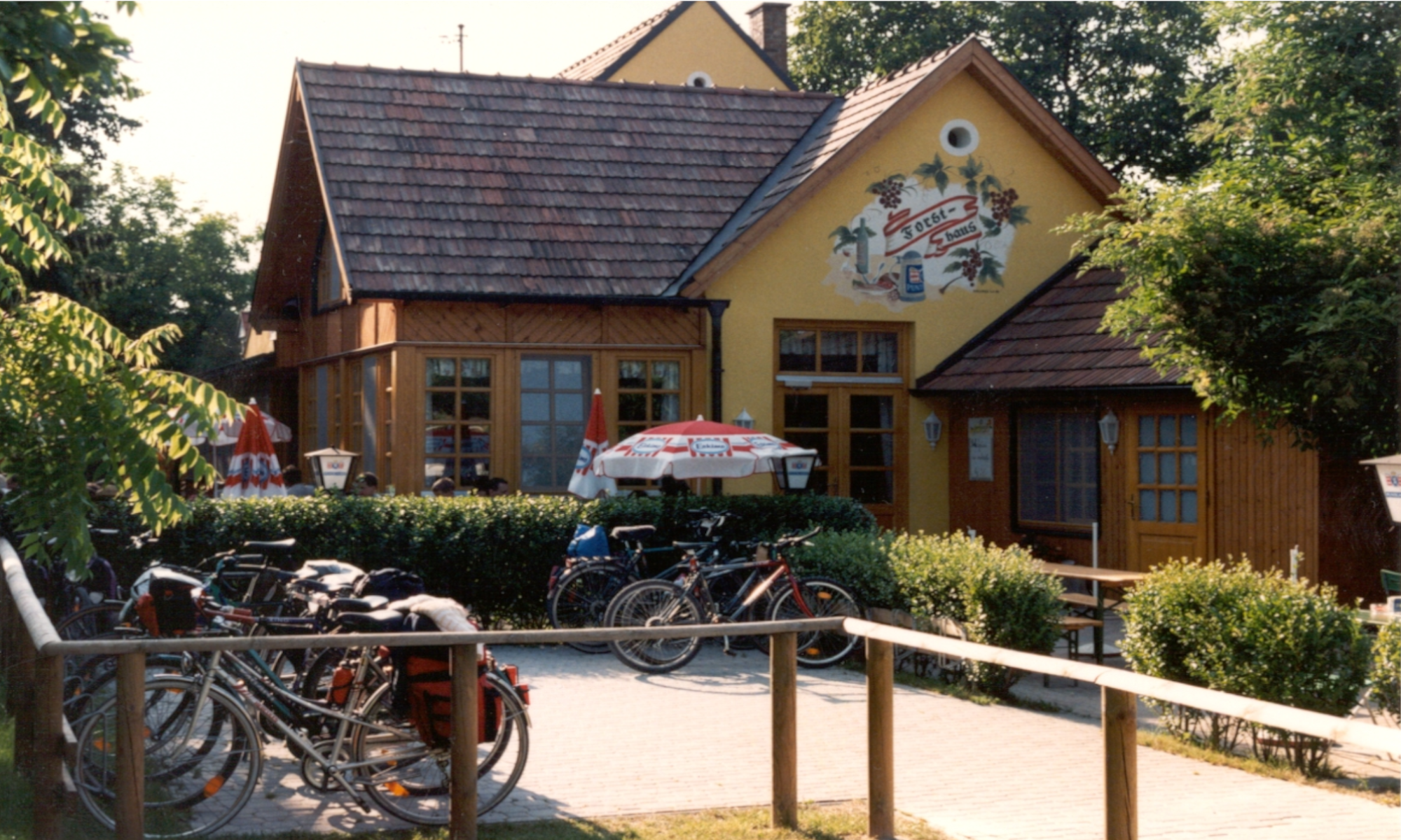 Forsthaus STOPFENREUTH